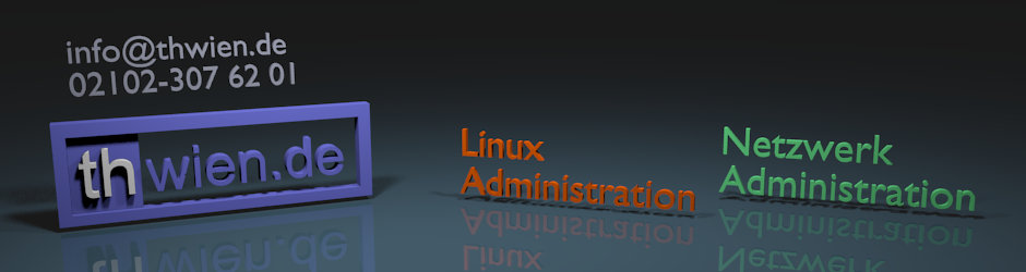 Linux, Netzwerk, Cisco / Administration & Support